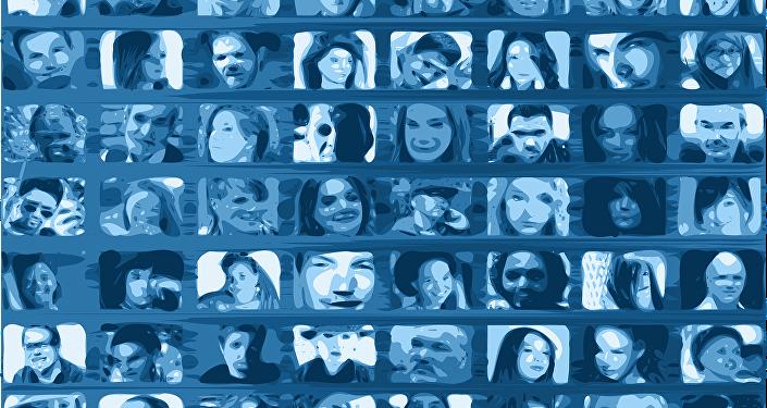 Usuarios de redes sociales (imagen referencial)