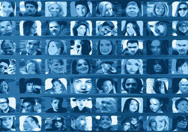 Montaje de fotos de rostros (imagen referencial)