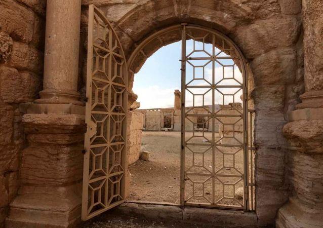Ciudad siria de Palmira