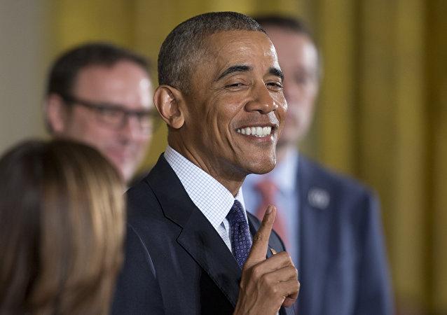 Barack Obama (archivo)