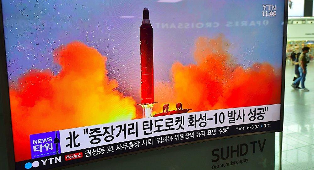 Crisis de Norcorea se agrava; lanza cuatro misiles hacia Japón
