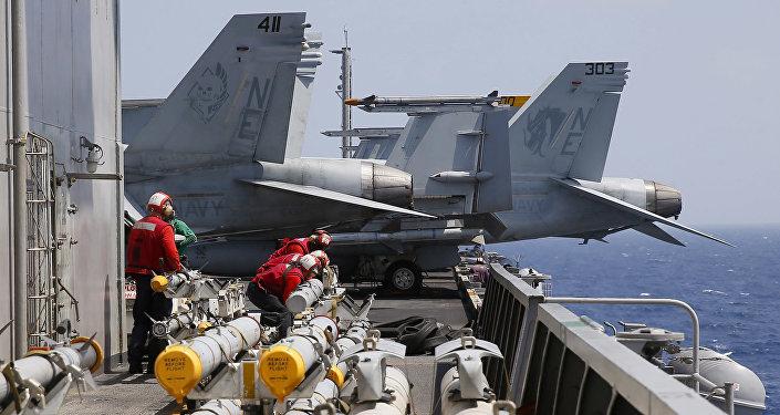 La Marina de EEUU (archivo)