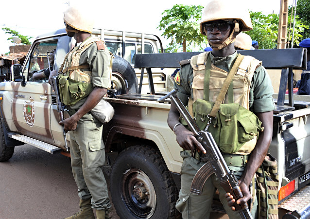 Militares de Malí (archivo)
