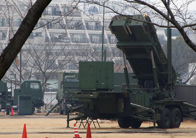 Los sistemas antimisiles japoneses Patriot PAC-3