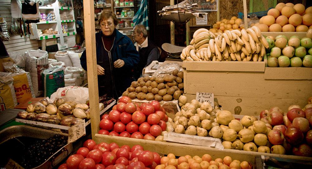 Mercado en Chile