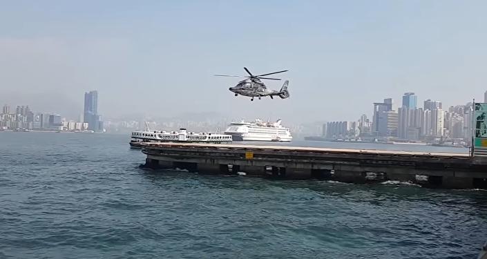 Helicóptero antigravitacional