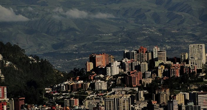 Quito, capital de Perú