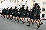 Más de 40.000 mujeres soldado en las filas del Ejército de Rusia
