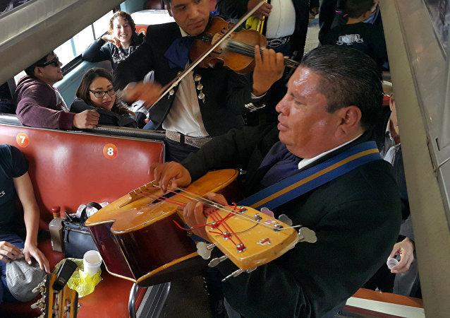 Tren Turístico en Tijuana