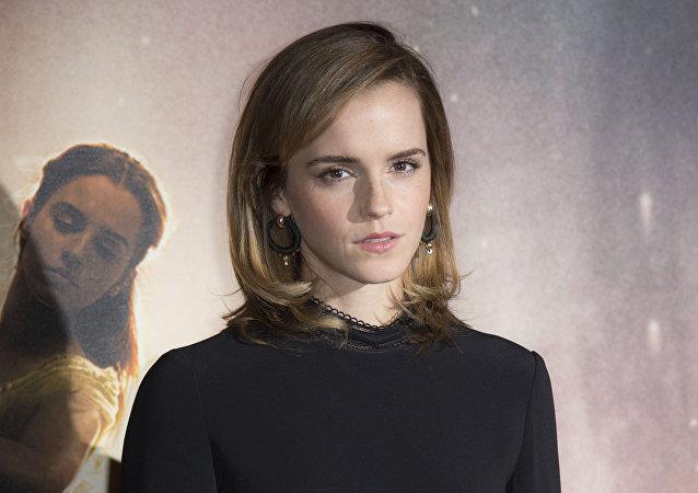 Emma Watson, actriz británica
