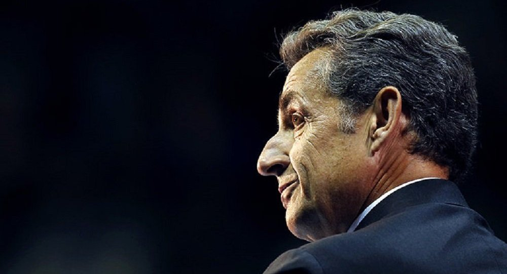 Nicolas Sarkozy, el expresidente de Francia