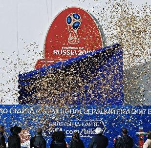 La celebración de la Copa Confederaciones en Rusia