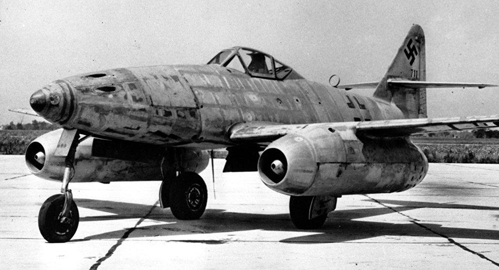 Un escolar danés encuentra un avión alemán de la Segunda Guerra ...