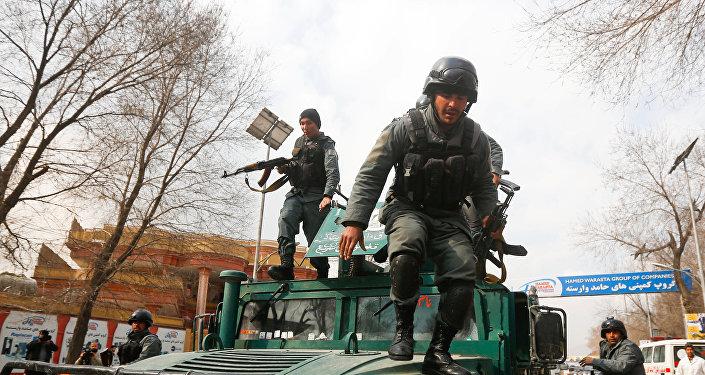Reportan una explosión en la capital de Afganistán