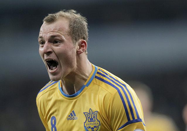 Román Zozulya, futbolista ucraniano