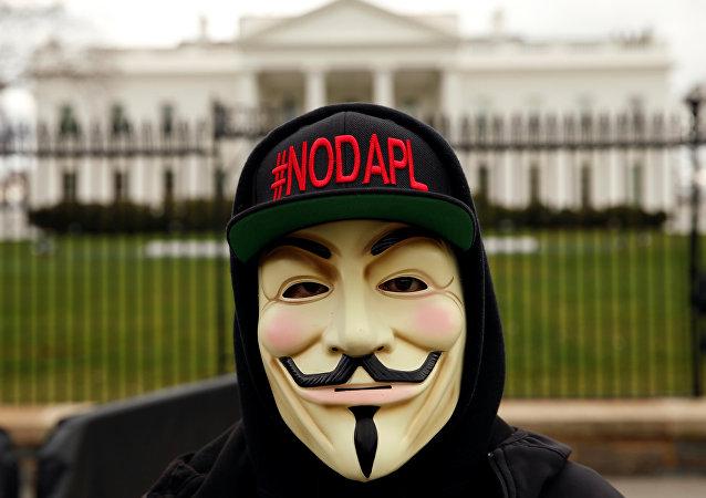 Protesta contra oleoducto Dakota Access