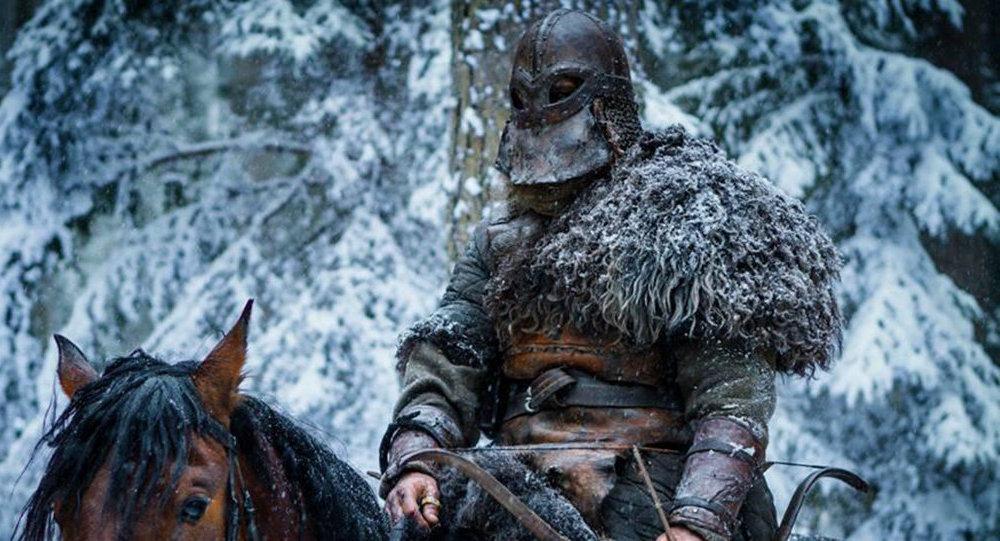 Escena de la película 'Vikingo'