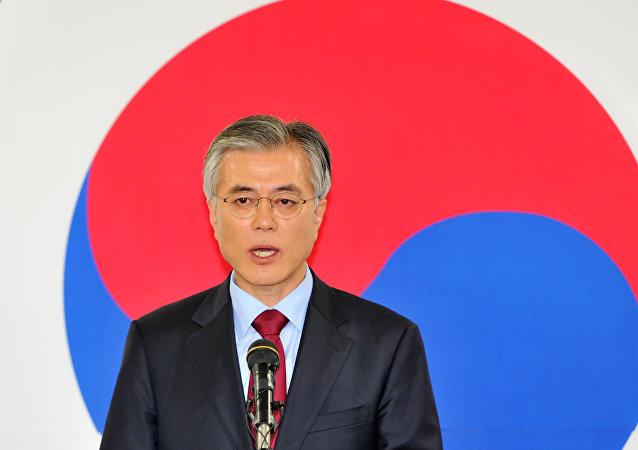 Moon Jae-In (archivo)