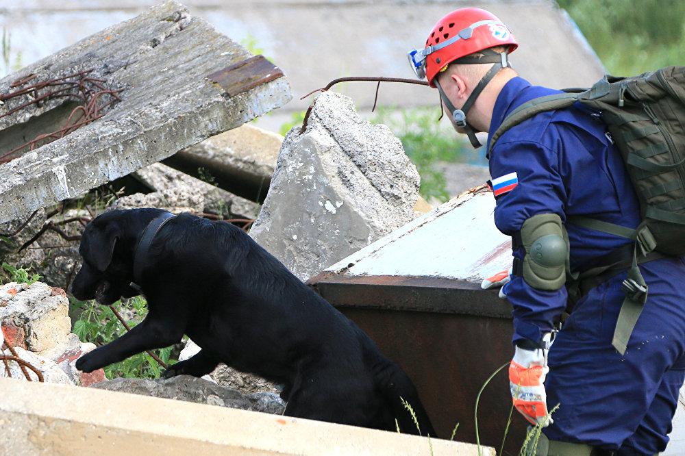 Los equipos de rescate más valientes del mundo