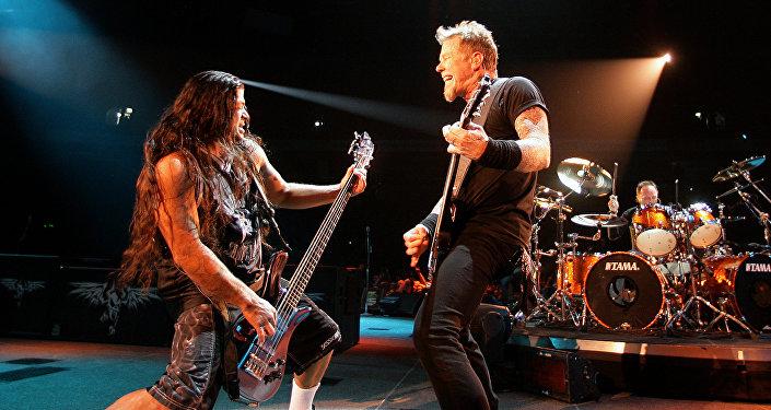 Metallica: los señores del heavy metal