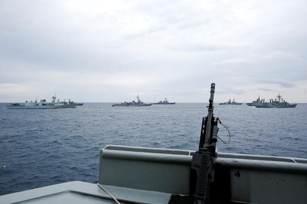 Dynamic Manta 2017: los ejercicios de guerra antisubmarina de la OTAN en el Mediterráneo