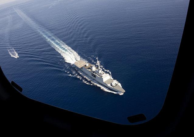 Fragata francesa La Fayette