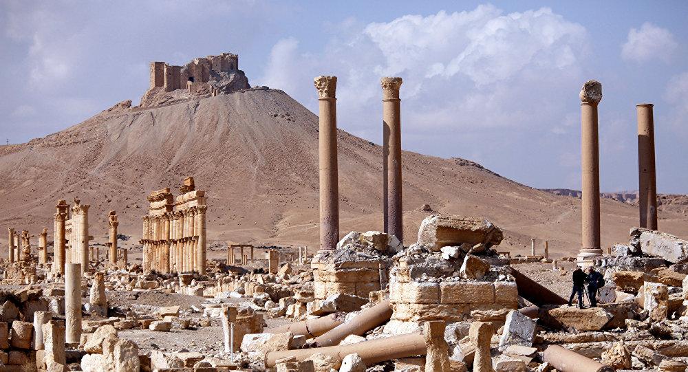 Palmira, Siria (archivo)