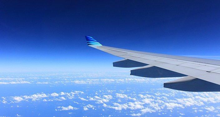 Un avión (imagen referencial)