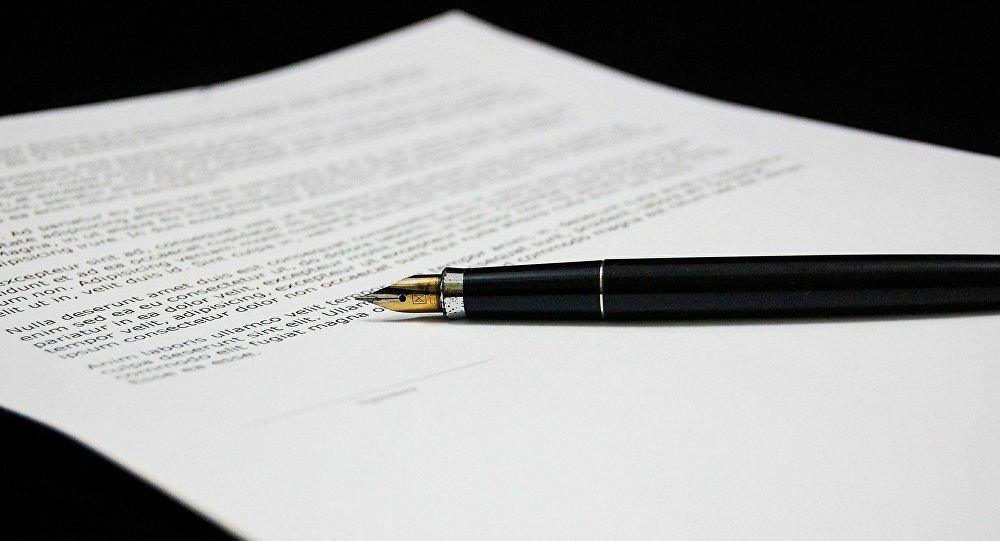 Un bolígrafo (imagen referencial)