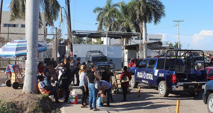 Centro de Ejecución de las Consecuencias Jurídicas del Delito de Culiacán