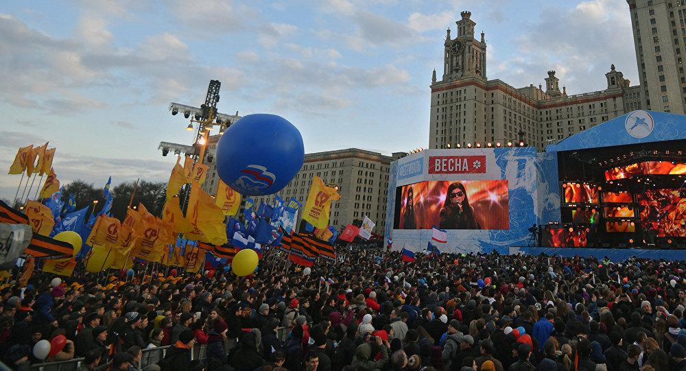 El festival estudiantil Vesná