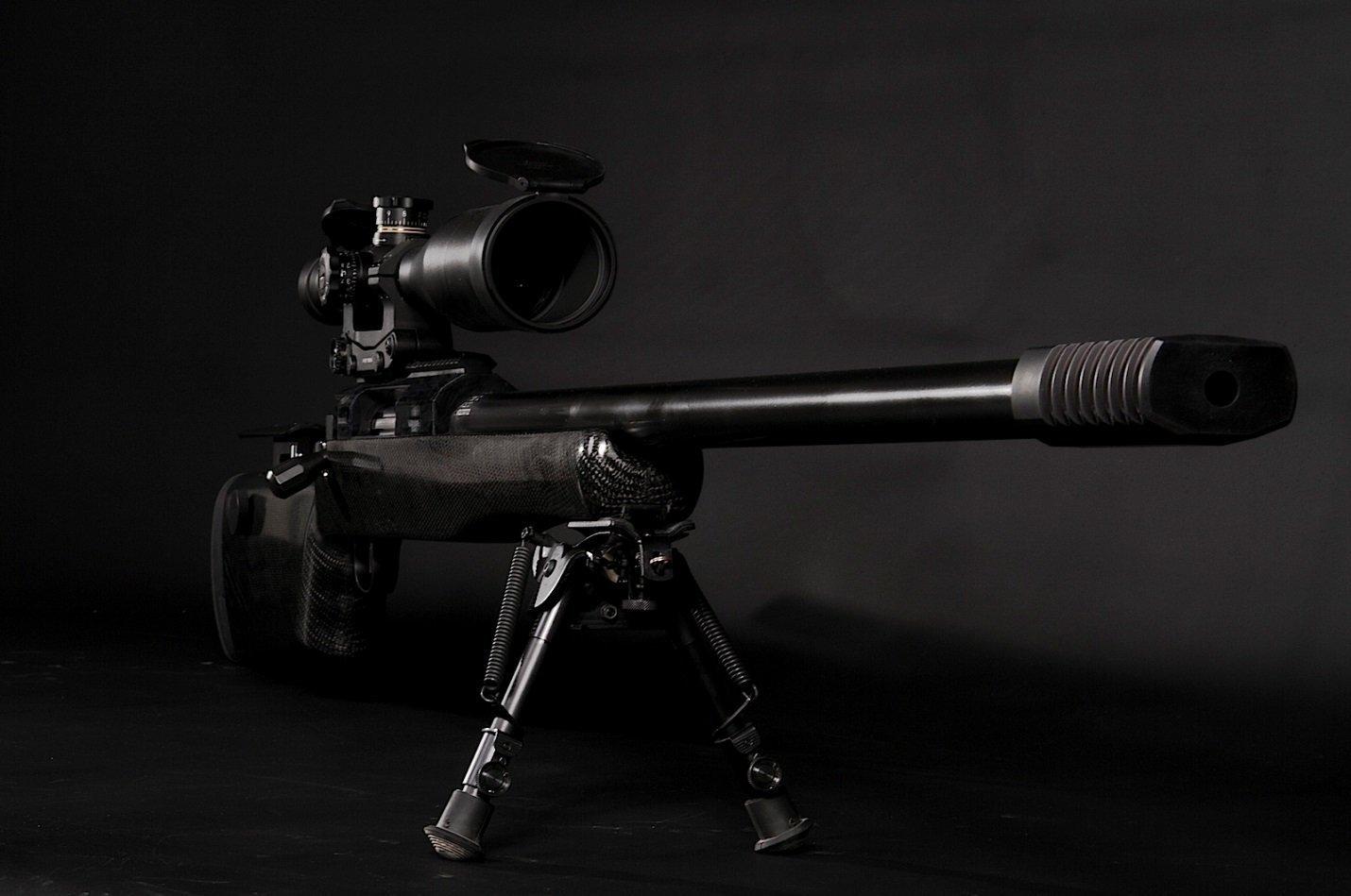 Un fusil de alta precisión Lobaev