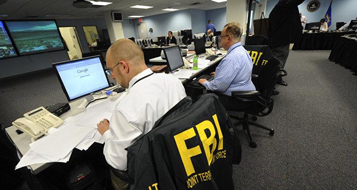 Agentes del FBI (archivo)