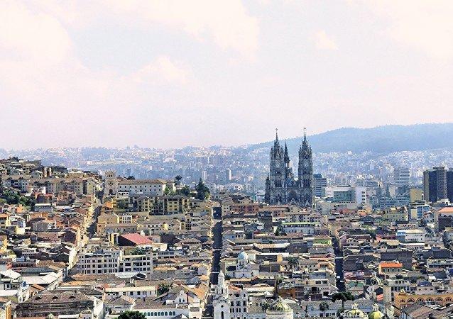 Quito, la capital de Ecuador (archivo)