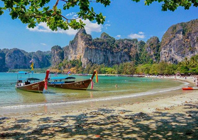 Tailandia (imagen referencial)