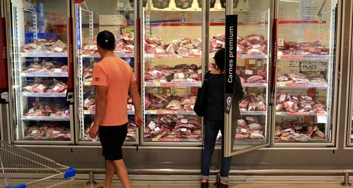 México suspende compra de carne a Brasil