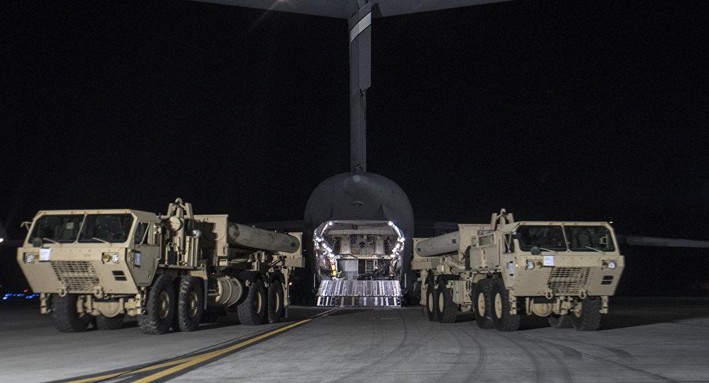 Más leño al fuego: EEUU ofrece entregar más unidades THAAD a Seúl
