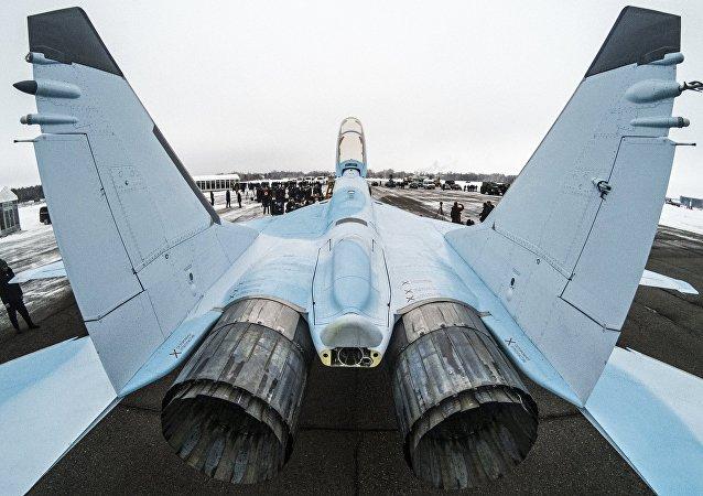 Caza polivalente ruso MiG-35