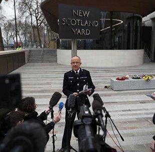 Mark Rowley, jefe de la unidad antiterrorista de Scotland Yard