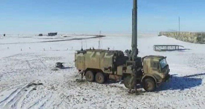 Vídeo: presentan en Rusia un nuevo radar ruso de alta sensibilidad