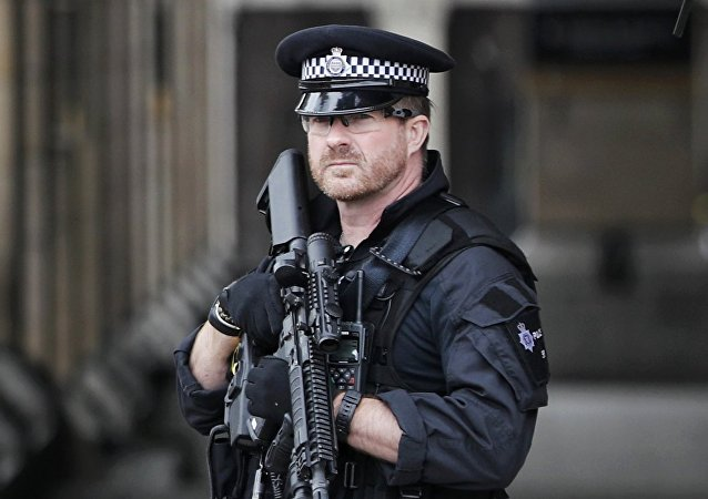 Policía británica (archivo)