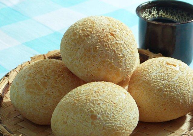 El popular pan de queso brasileño también tiene versiones en Paraguay, Bolivia y Colombia