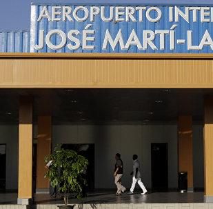 Aeropuerto Internacional José Martí de La Habana (archivo)