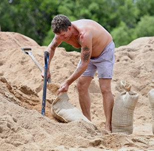 Australia se prepara para la llegada del ciclón Debbie