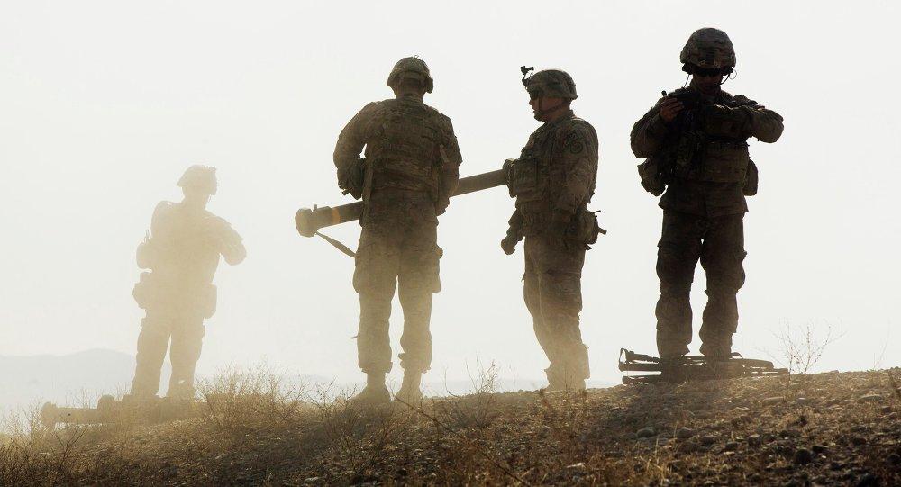 Soldados estadounidenses (archivo)