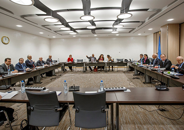 Las negociaciones sobre Siria en Ginebra