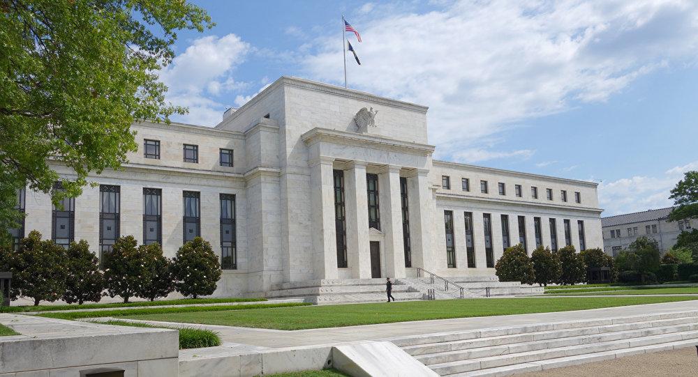 Sede del banco central de EEUU (archivo)