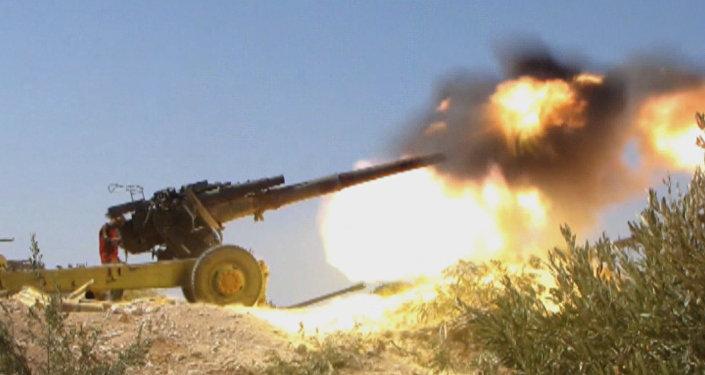'Las fuerzas del tigre' impulsan a la gobernación siria de Hama hacia la libertad