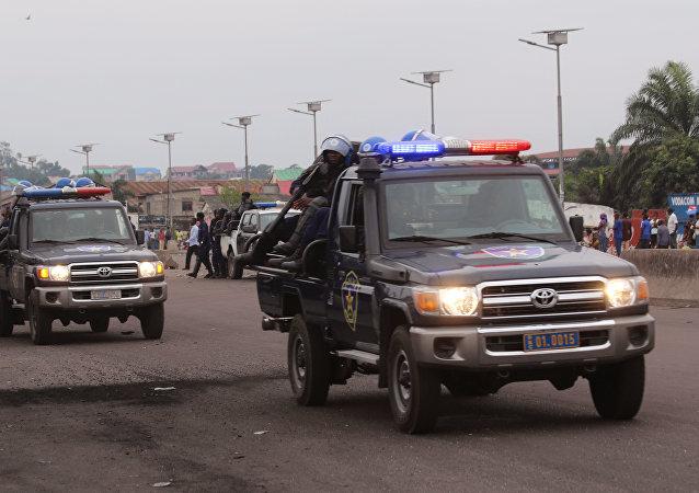 Policía de Congo