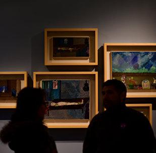 Museo de Violeta Parra en Santiago